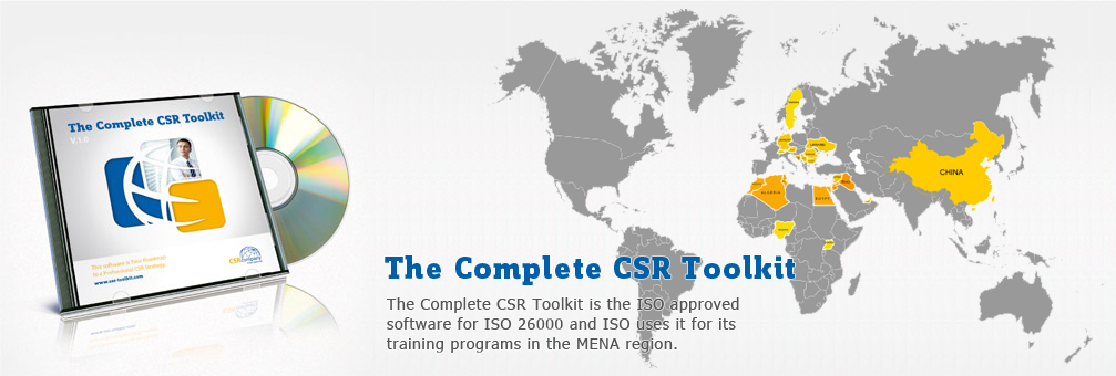 The Complete CSR Toolkit